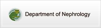 Department of Nephrology
